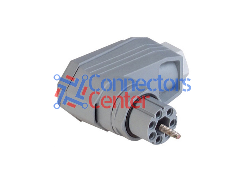 Cable Socket 6P Right Angle 931 435-106